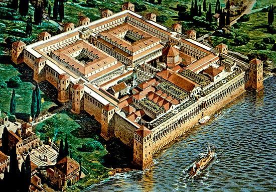 I 10 monumenti pi belli dell impero romano amanti della for Planimetrie di 2000 piedi quadrati una storia