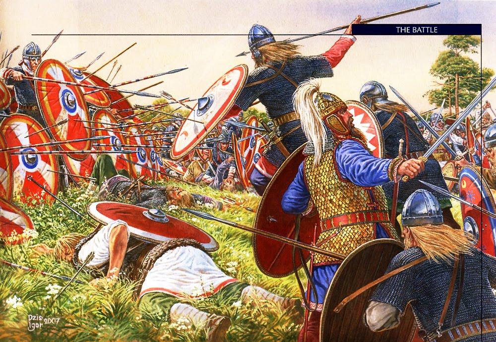 Le 10 battaglie che cambiarono il corso della storia.