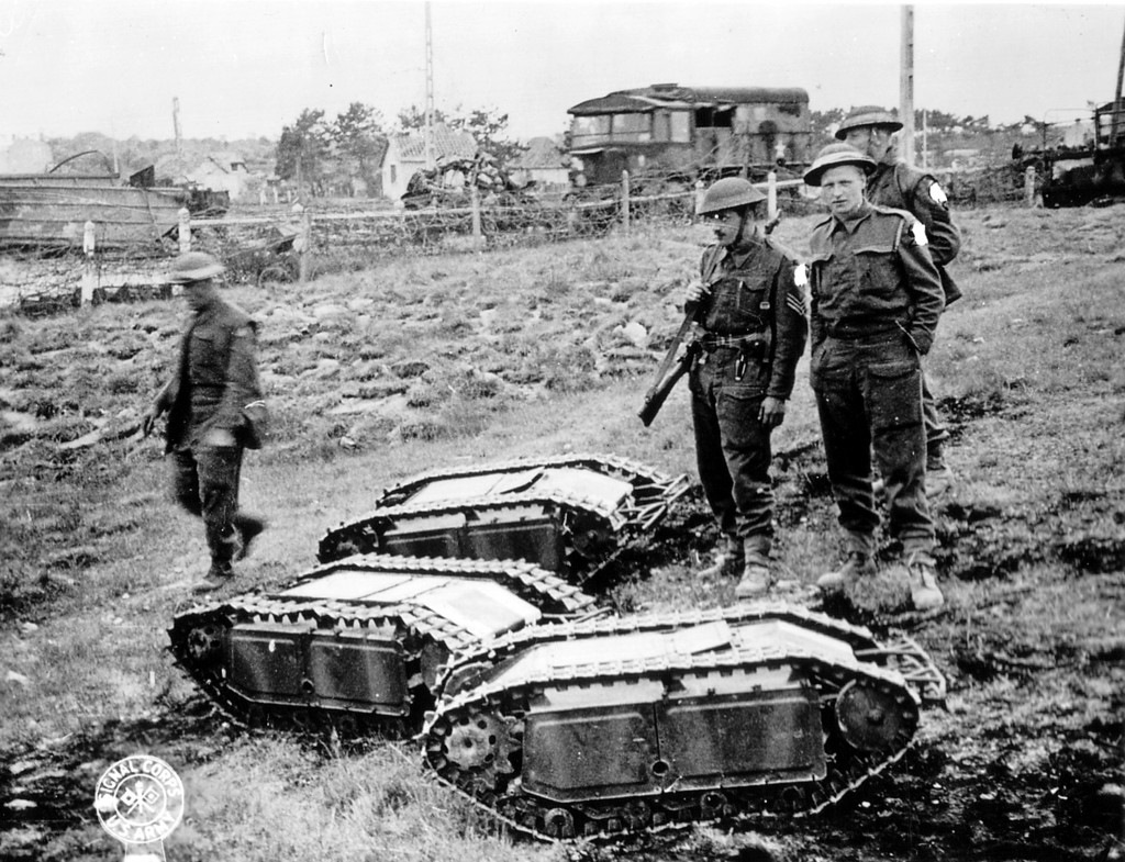 Le 10 macchine da guerra pi bizzarre della seconda guerra for Decorati 2 guerra mondiale