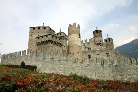 Il_castello_medioevale_di_Fénis