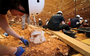 SPAIN-ARCHAEOLOGY-ATAPUERCA