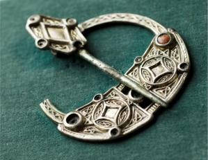Norway-Anglo-Saxon-Brooch