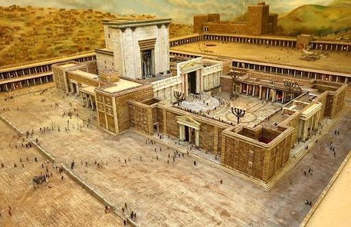 Trovato il palazzo di erode dove ges fu processato for Piani di casa di palazzo