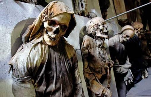 Catacombe-Palermo