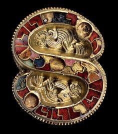 Fibula longobarda (VII secolo)