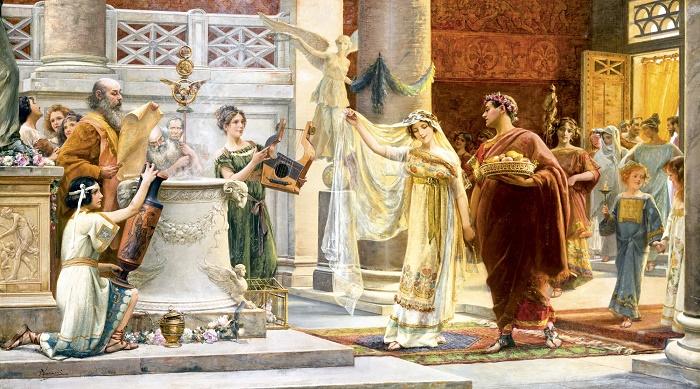 ruolo donna matrimonio