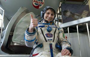 Samantha Cristoforetti, prima donna italiana nello spazio
