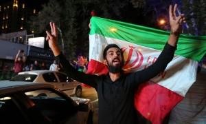 Festeggiamenti in Iran per l'intesa sul nucleare