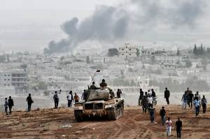 TURKEY-SYRIA-CONFLICT-KURDS