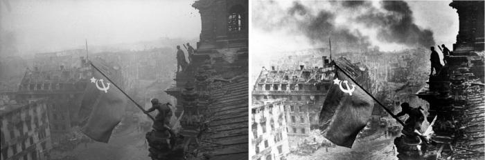 liberazione di Berlino (originale)