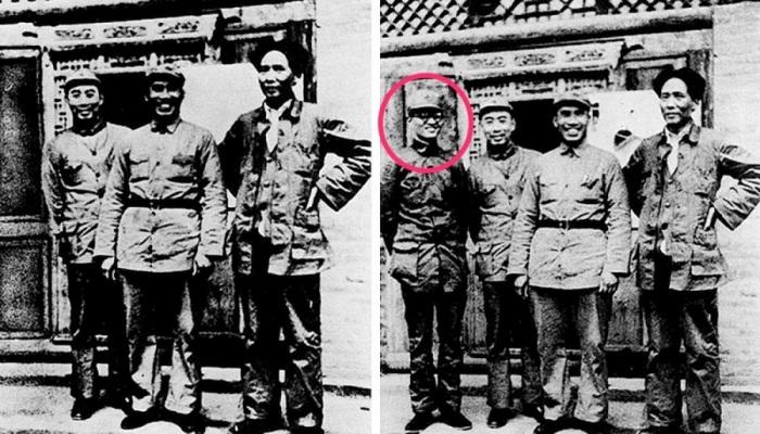 Mao con e senza Bo Gu