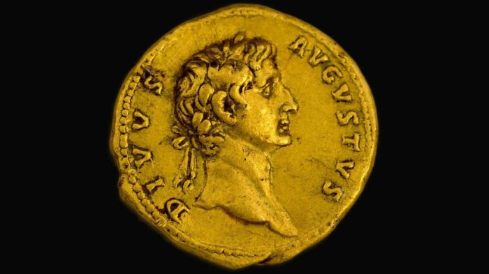 moneta_romana_israele_24carati