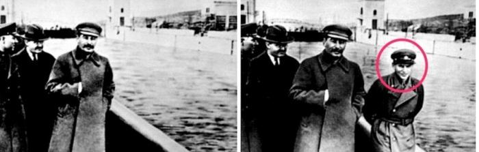 Stalin con e senza Ezov