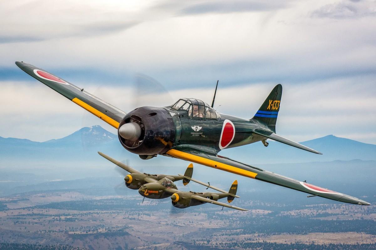 Aereo Da Caccia Giapponese : I migliori aerei della seconda guerra mondiale amanti