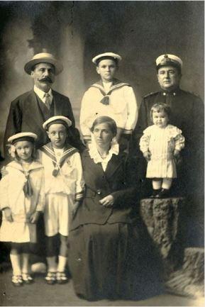 Sauro_Famiglia