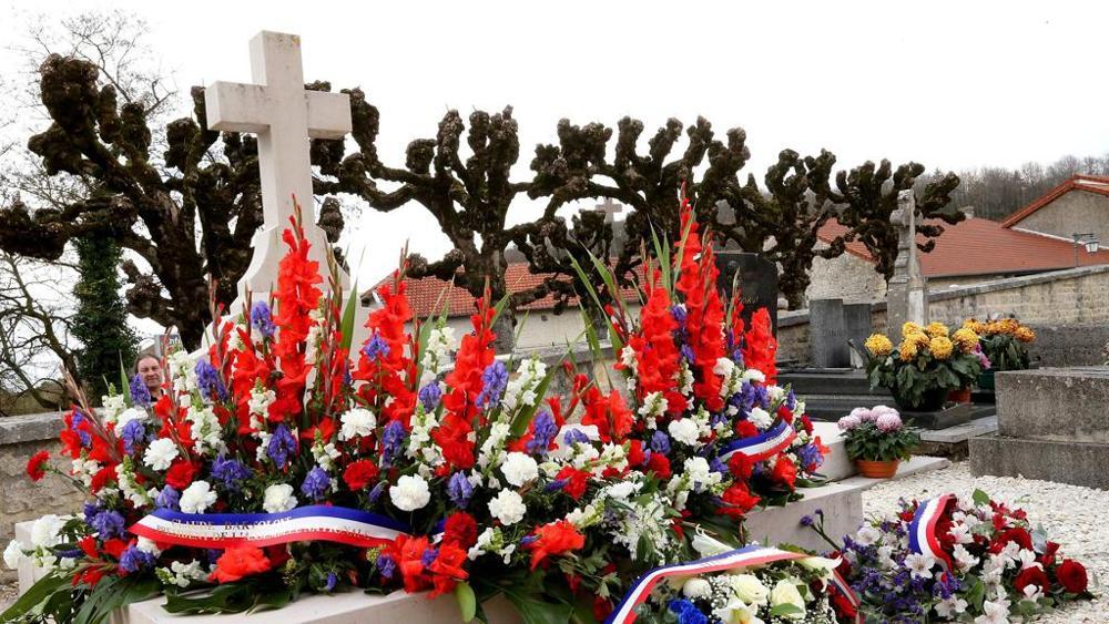 Francia, vandalizzata la tomba di De Gaulle