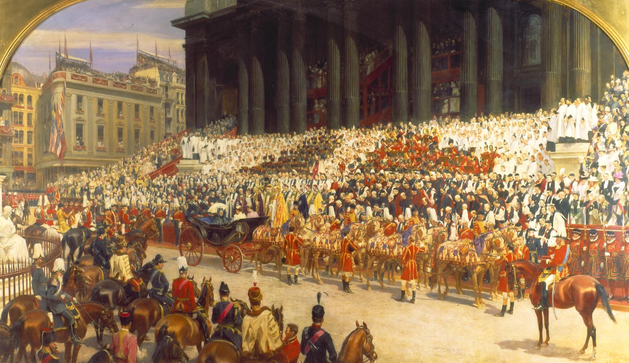 Giugno 1897: il Giubileo della regina Vittoria