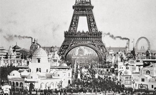 L'Esposizione universale di Parigi: l'inizio del XX secolo