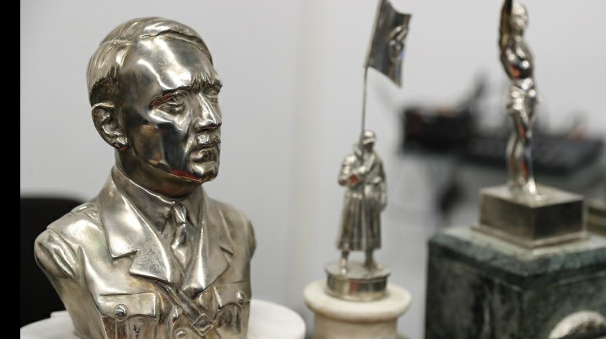 In Argentina è stata scoperta un'ampia collezione di reperti nazisti